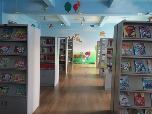 校园图书馆