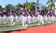 体艺大课堂奏响校园运动乐章